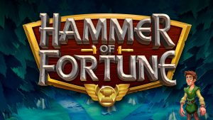 Hammer of fortune skill based game Green jade slotmachine