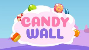 Arcade skill game Candy wall Green jade games