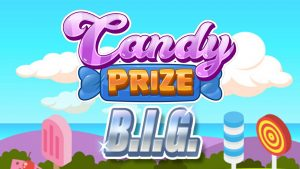 Candy prize big arcade skill game green jade games