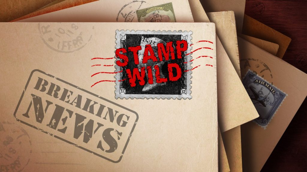 Green jade games stamp wild - live for two weeks