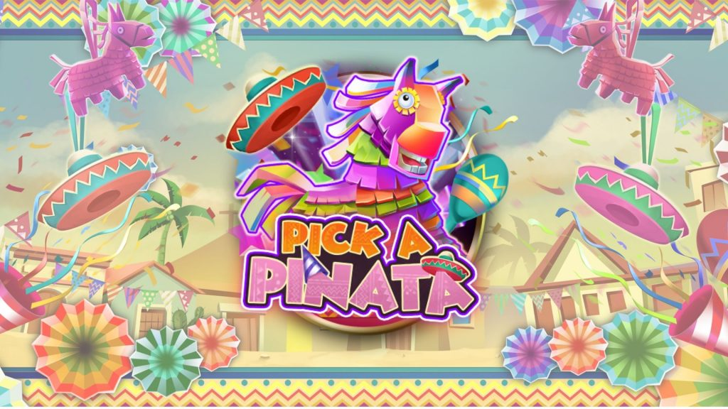 New video slot game pick a pinata green jade games igameing
