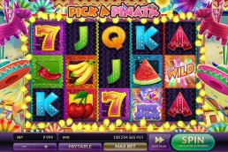 pick a pinata video slot casino online