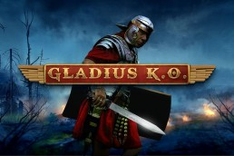 Gladious KO is live casino slot online