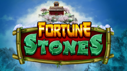 Casino games Fortune stones logo green jade games