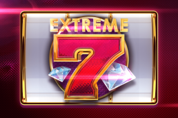 Extreme 7 new slot game logo