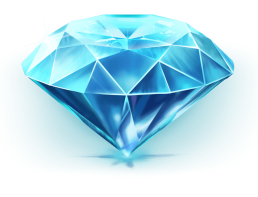 diamond rock symbol in fortune stones by green jade games