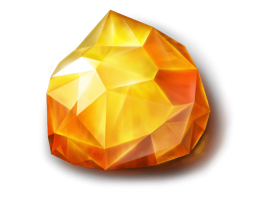 Yellow stone bonus symbol green jade games