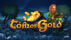 Toins of gold game page banner