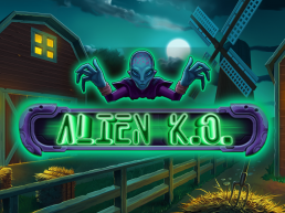 Blogpost header alien knock out slot new slot game