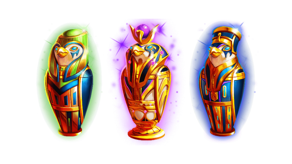 Bonus symbols RA knockout slot