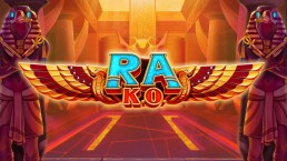 RA KO knock out slot banner